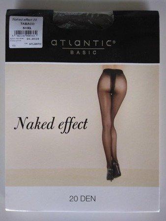 BLT-003 Rajstopy Naked Effect  (20 DEN) Tabaco
