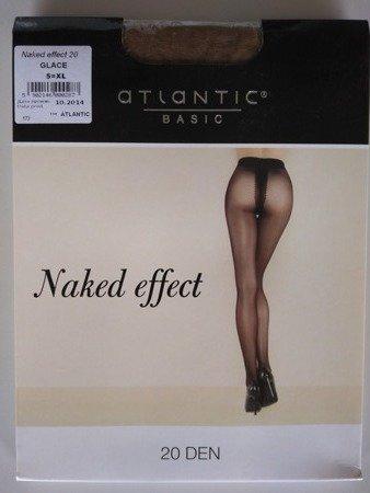 BLT-003 Rajstopy Naked Effect  (20 DEN) Glace