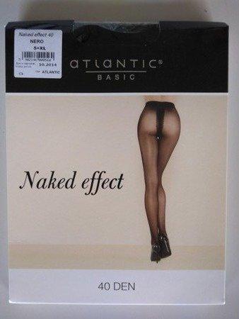BLT-004 Rajstopy Naked Effect  (40 DEN) Nero